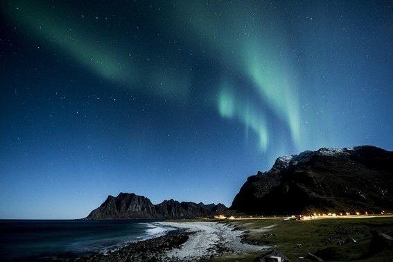 Legg ferien til Svolvær og Lofoten