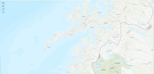 Strømkart Lofoten