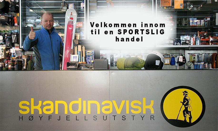 Skandinaviske svolvær